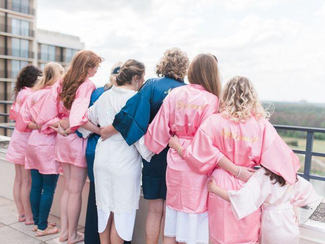 William and Rebecca's Wedding in Orlando, Florida 7