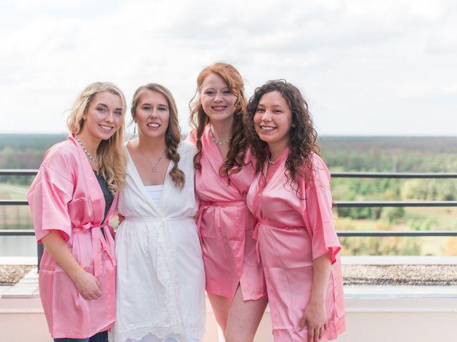 William and Rebecca's Wedding in Orlando, Florida 9