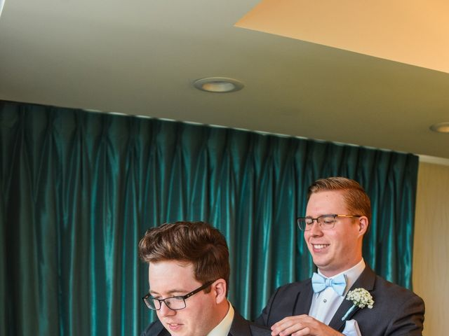 William and Rebecca's Wedding in Orlando, Florida 16