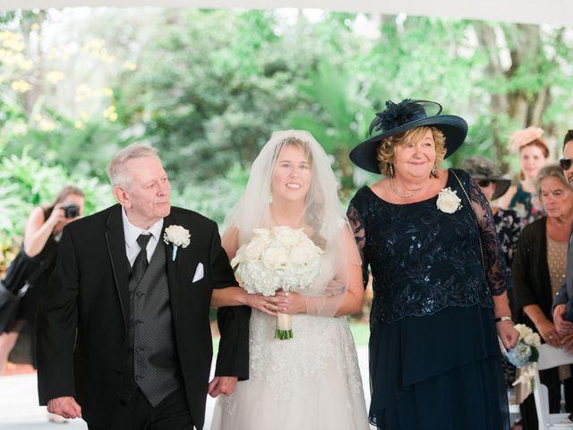 William and Rebecca's Wedding in Orlando, Florida 20