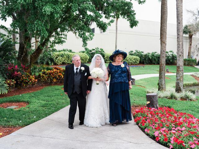 William and Rebecca's Wedding in Orlando, Florida 21