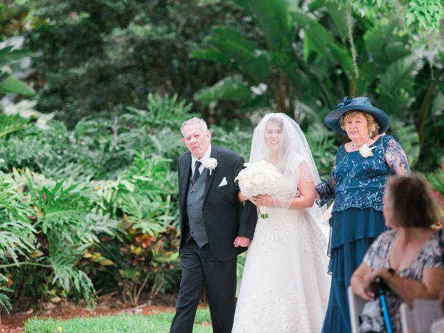 William and Rebecca's Wedding in Orlando, Florida 22