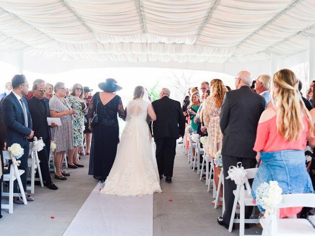 William and Rebecca's Wedding in Orlando, Florida 23