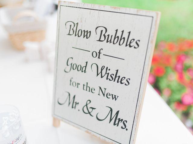 William and Rebecca's Wedding in Orlando, Florida 29
