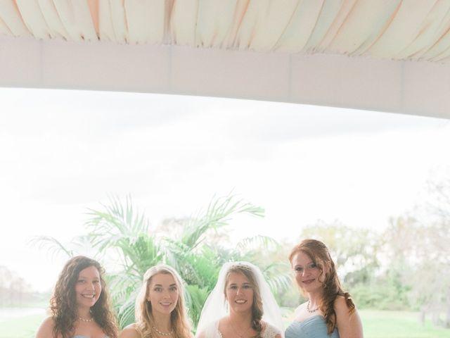 William and Rebecca's Wedding in Orlando, Florida 35