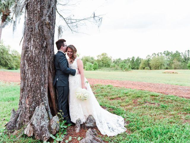 William and Rebecca's Wedding in Orlando, Florida 37
