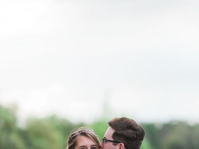 William and Rebecca's Wedding in Orlando, Florida 44