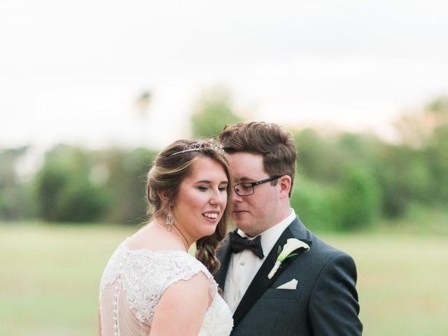 William and Rebecca's Wedding in Orlando, Florida 45