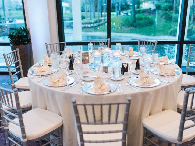 William and Rebecca's Wedding in Orlando, Florida 56