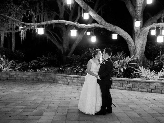 William and Rebecca's Wedding in Orlando, Florida 67
