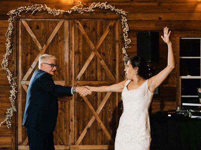 Rusty and Christina's Wedding in Dripping Springs, Texas 9