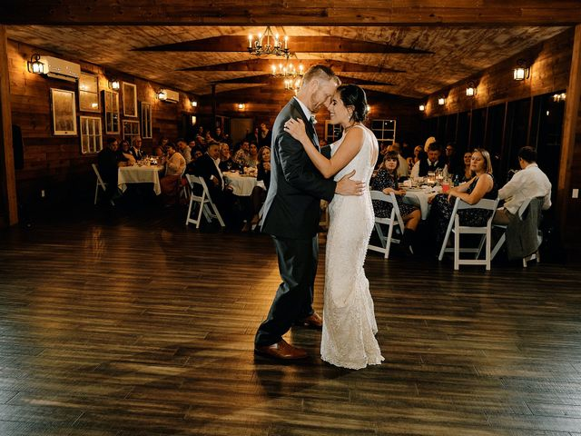 Rusty and Christina's Wedding in Dripping Springs, Texas 11