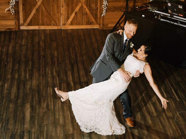 Rusty and Christina's Wedding in Dripping Springs, Texas 12
