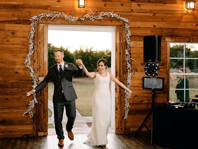 Rusty and Christina's Wedding in Dripping Springs, Texas 14