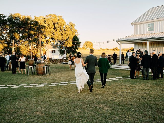 Rusty and Christina's Wedding in Dripping Springs, Texas 19