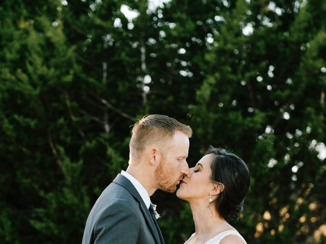 Rusty and Christina's Wedding in Dripping Springs, Texas 40