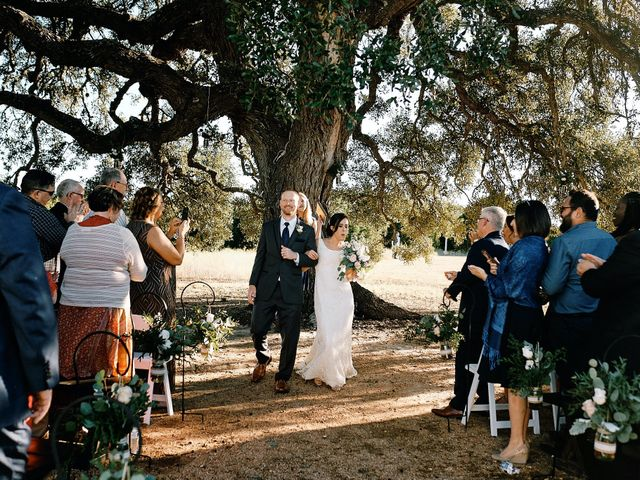 Rusty and Christina's Wedding in Dripping Springs, Texas 42