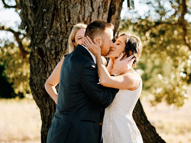 Rusty and Christina's Wedding in Dripping Springs, Texas 43