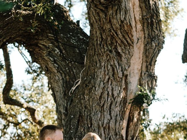 Rusty and Christina's Wedding in Dripping Springs, Texas 46