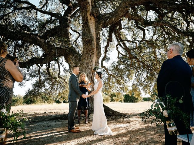 Rusty and Christina's Wedding in Dripping Springs, Texas 47