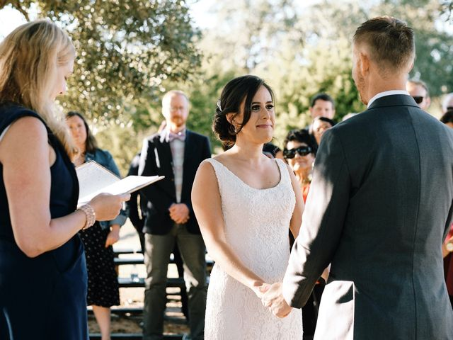 Rusty and Christina's Wedding in Dripping Springs, Texas 48