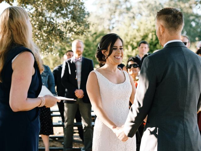 Rusty and Christina's Wedding in Dripping Springs, Texas 49