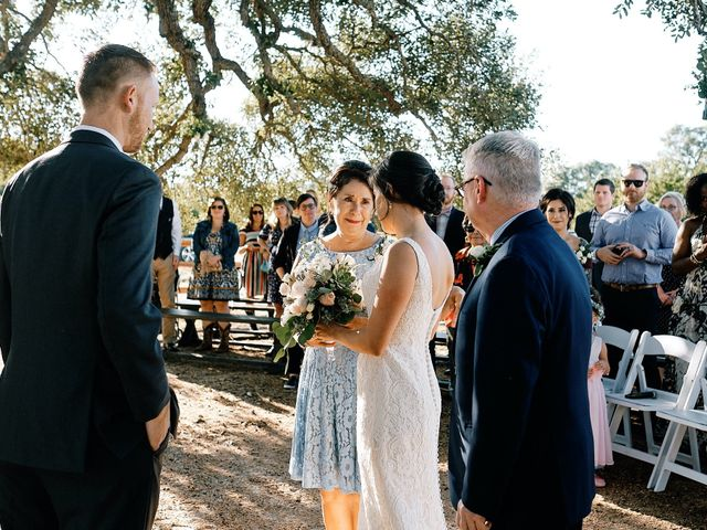 Rusty and Christina's Wedding in Dripping Springs, Texas 50