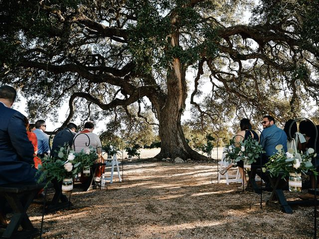 Rusty and Christina's Wedding in Dripping Springs, Texas 52