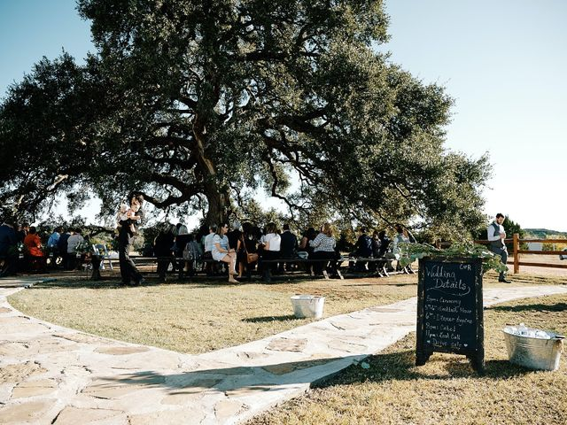 Rusty and Christina's Wedding in Dripping Springs, Texas 53