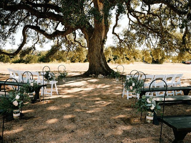 Rusty and Christina's Wedding in Dripping Springs, Texas 56