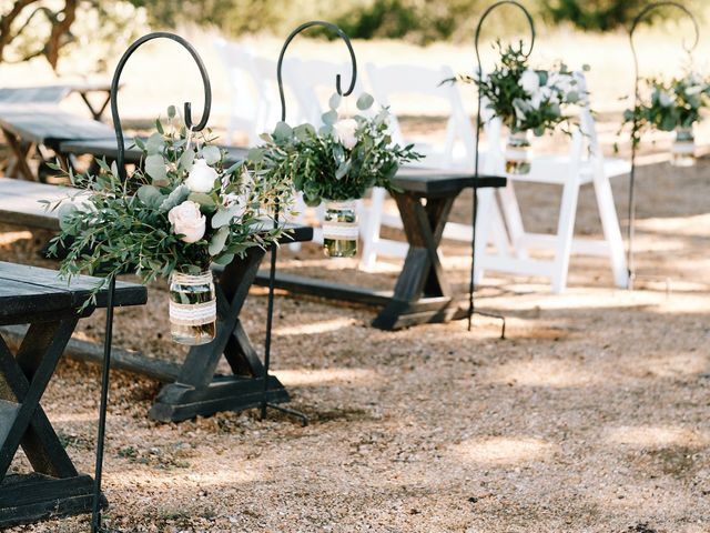 Rusty and Christina's Wedding in Dripping Springs, Texas 57