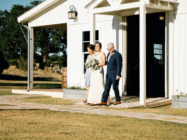 Rusty and Christina's Wedding in Dripping Springs, Texas 60