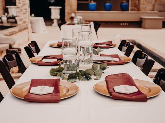 Esia and Katya's Wedding in Bastrop, Texas 5