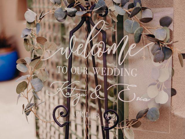 Esia and Katya's Wedding in Bastrop, Texas 7