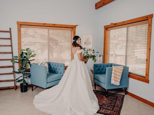 Esia and Katya's Wedding in Bastrop, Texas 12