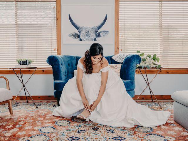 Esia and Katya's Wedding in Bastrop, Texas 13