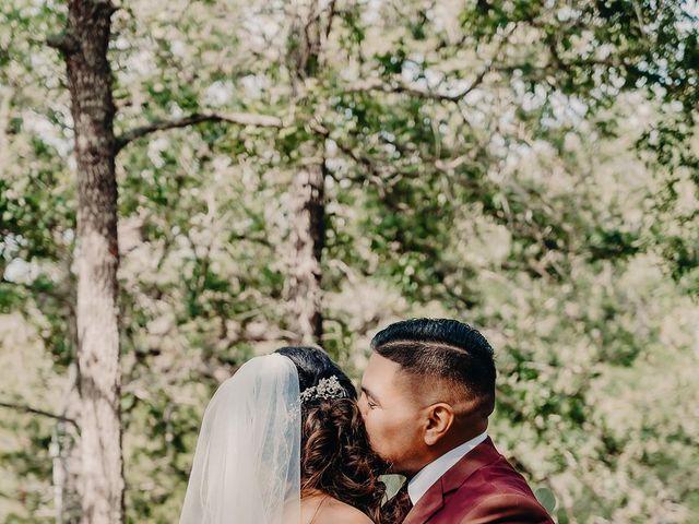 Esia and Katya's Wedding in Bastrop, Texas 24