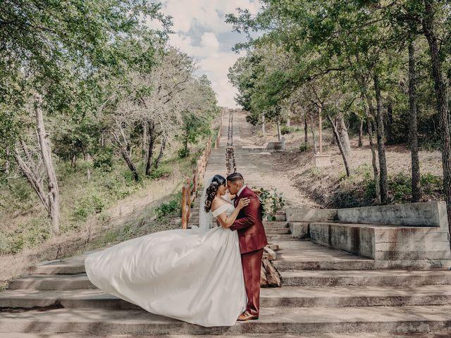 Esia and Katya's Wedding in Bastrop, Texas 25