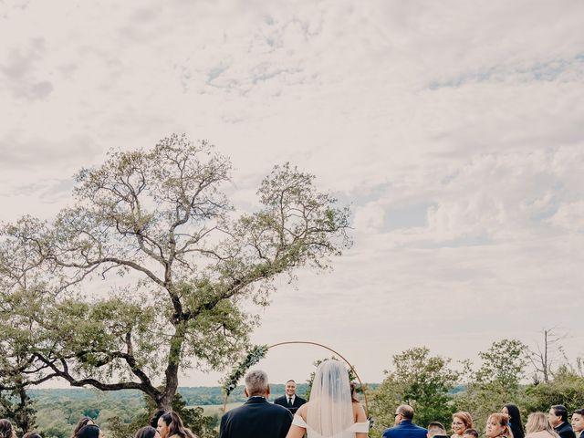 Esia and Katya's Wedding in Bastrop, Texas 30