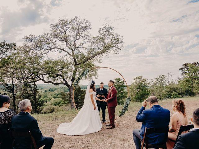 Esia and Katya's Wedding in Bastrop, Texas 31