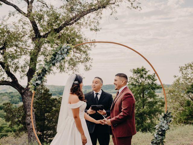 Esia and Katya's Wedding in Bastrop, Texas 32