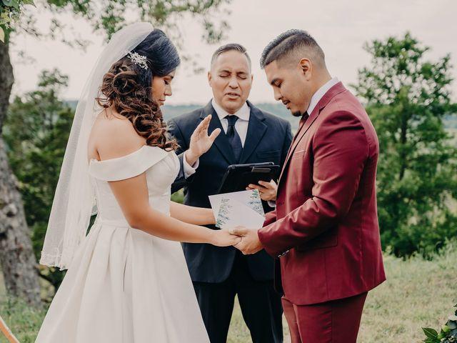 Esia and Katya's Wedding in Bastrop, Texas 37