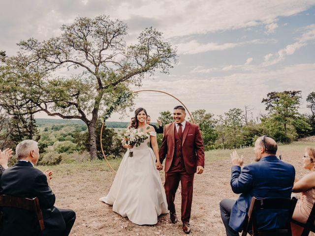 Esia and Katya's Wedding in Bastrop, Texas 40