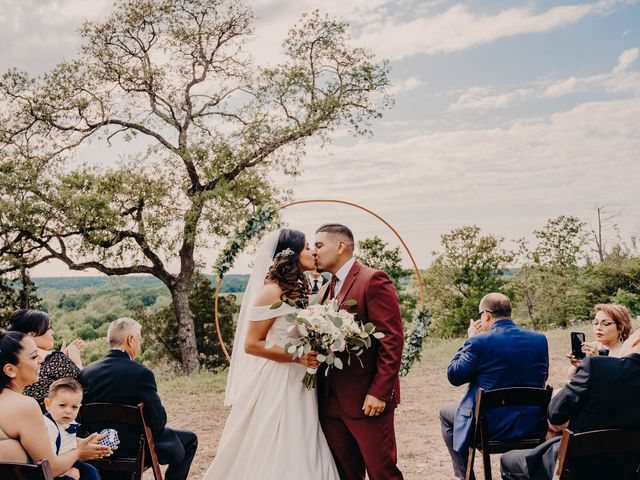 Esia and Katya's Wedding in Bastrop, Texas 41