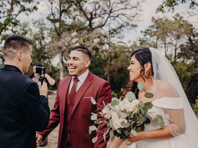 Esia and Katya's Wedding in Bastrop, Texas 42