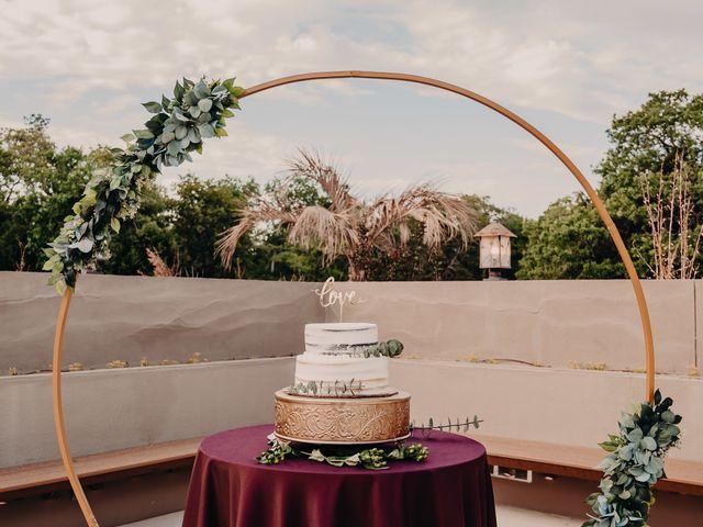 Esia and Katya's Wedding in Bastrop, Texas 43