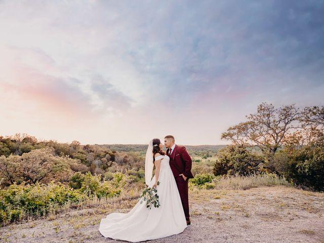 Esia and Katya's Wedding in Bastrop, Texas 1