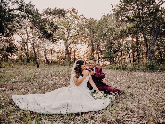 Esia and Katya's Wedding in Bastrop, Texas 59