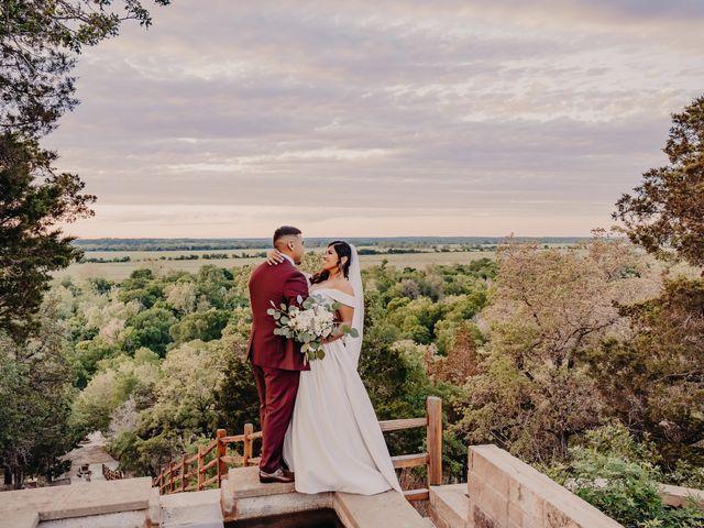 Esia and Katya's Wedding in Bastrop, Texas 63