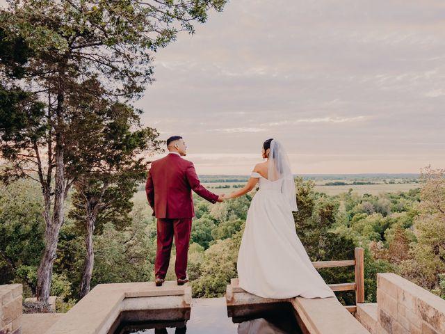 Esia and Katya's Wedding in Bastrop, Texas 64